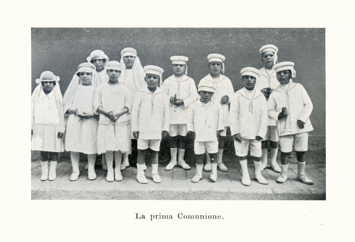 Bambini in manicomio